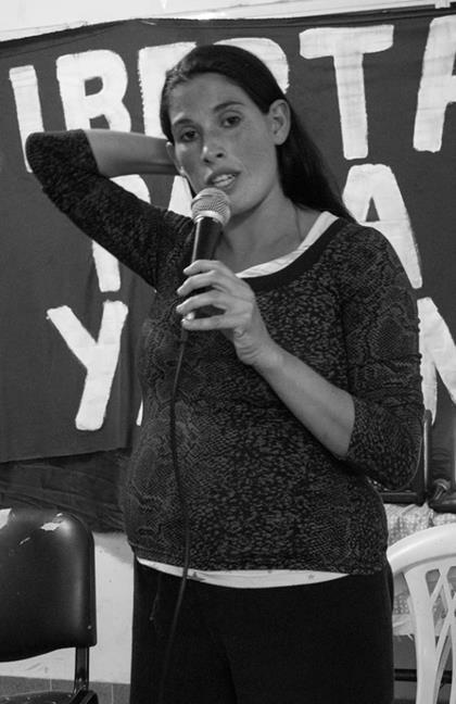 Mayra, hermana d...