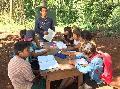 Iguazú: Consejo de Educación habilitó aula satélite para la comunidad Itá Poty Mirí
