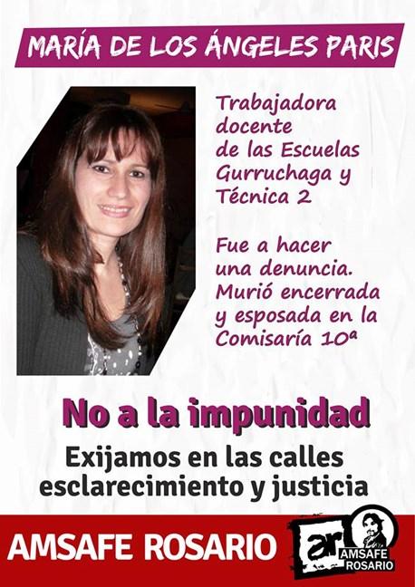 Justicia por María d...