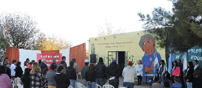 Santa Fe: Se inaugur...