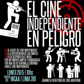 El Cine independient...