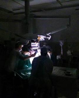 Cirugías a la luz de...