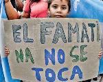 Chilecito: Se inició el corte selectivo de ruta contra megaminería
