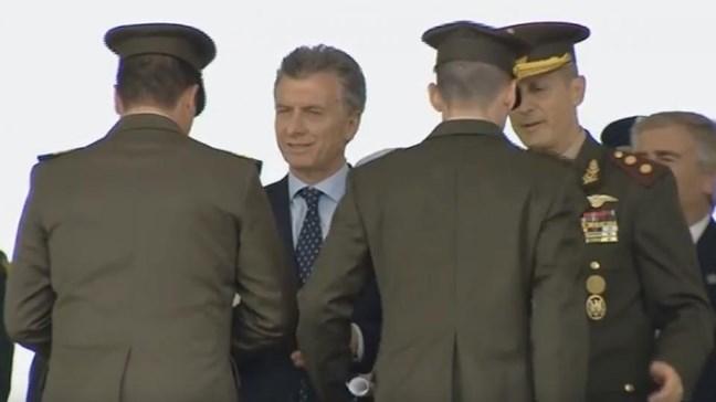 Macri pidió más part...