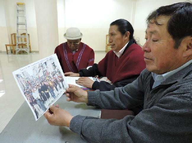 Ecuador: Comunidades...