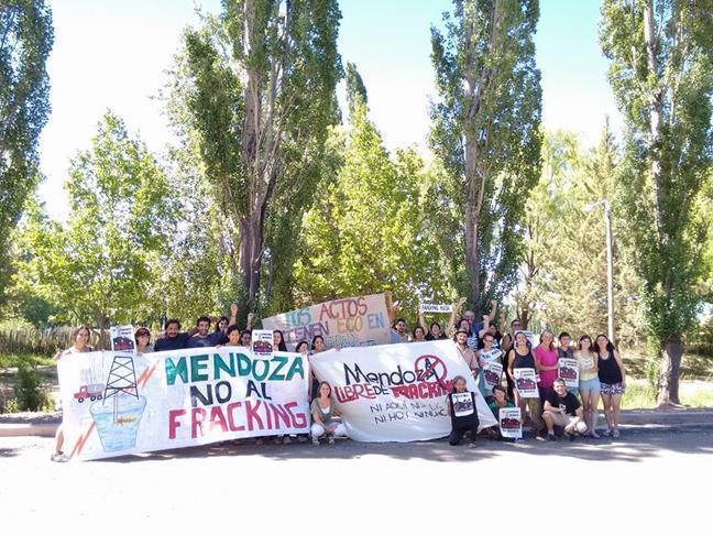 En Mendoza, Cornejo ...