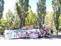 En Mendoza, Cornejo criminaliza a quienes protestan contra el Fracking
