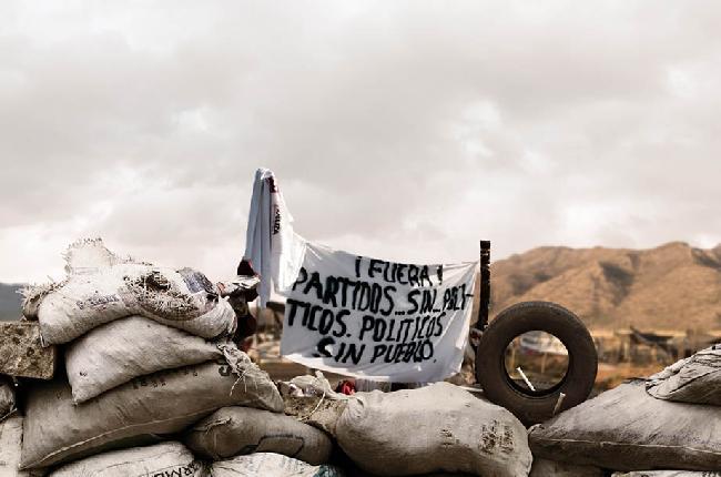 México: Wixárikas no...