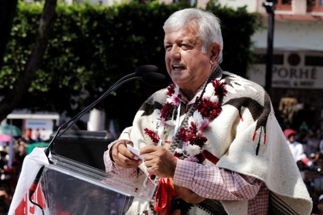 México: Cuando puede...
