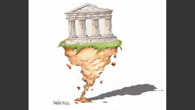 Grecia, el espejo má...