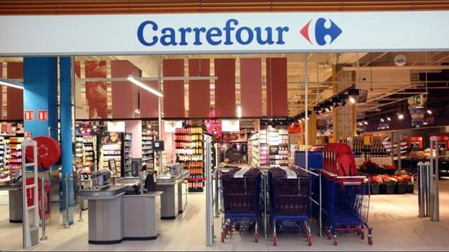 Carrefour comenzó co...