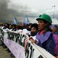Mujeres del carbón: ...
