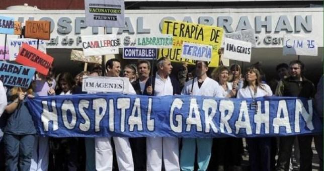 Hospital Garrahan: C...