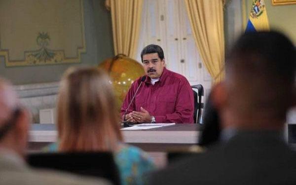 Presidente Maduro r...