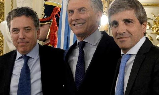 Dujovne-Macri-Caputo...