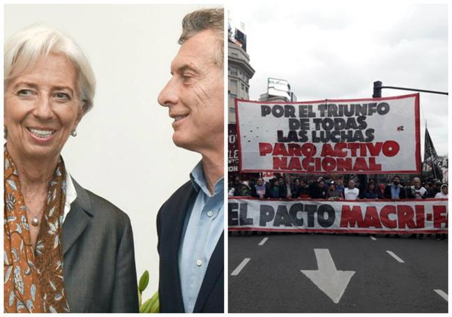El FMI exige avanzar...