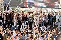 """Nueva convocatoria opositora en la 9 de Julio bajo el lema """"La patria no se rinde''"""