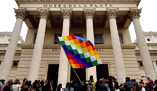 El Museo de La Plata...