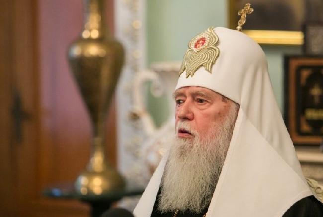 En Ucrania la  igles...